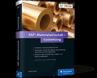 SAP-Materialwirtschaft – Customizing