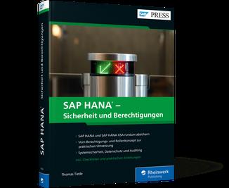 SAP HANA – Sicherheit und Berechtigungen