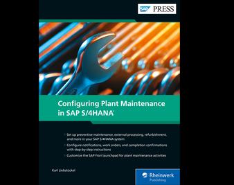 Configuring Plant Maintenance in SAP S/4HANA