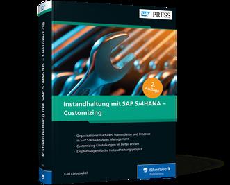 Instandhaltung mit SAP S/4HANA – Customizing