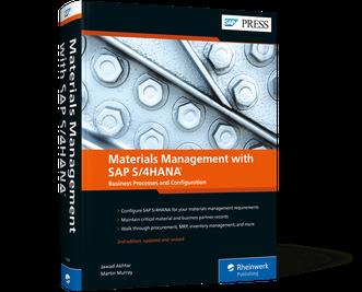 Materials Management with SAP S/4HANA